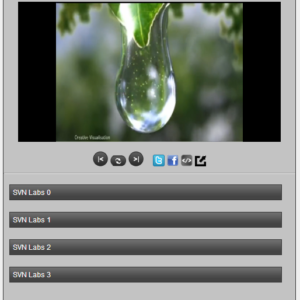 Amazon CloudFront Media HTML5 Player
