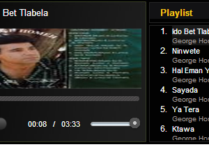 Jinzora-HTML5-MP3-Player-with-Playlist