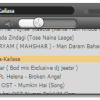 HTML5 MP3 Player with Playlist